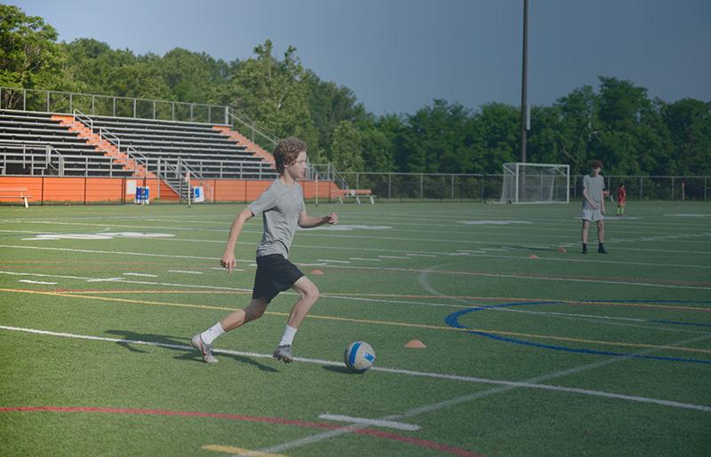 CVILLE UNITED   Youth Soccer Club   Charlottesville, Virginia   Boys U12 Team   Practice Image