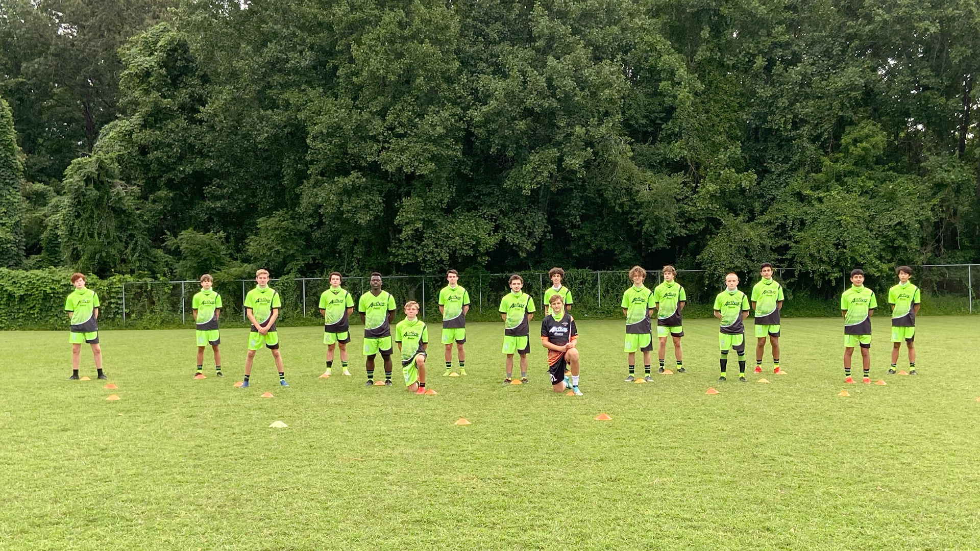 CVILLE UNITED | Youth Soccer Club | Charlottesville, Virginia | U17 Boys Soccer Team Photo